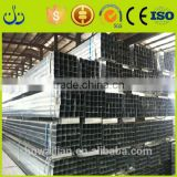 Best Price hot dipped Galvanized Welded Rectangular / Square Steel Pipe/Tube/Hollow Section/SHS / RHS