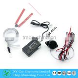 Easy install electromagnetic parking sensor do not drill on bumper fit for all cars XY-U301
