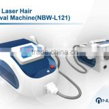 (Hot in USA) Commercial portable 808nm diode laser hair removal machine for beauty salon