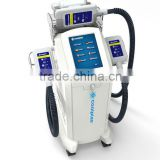 cold shaping coolplas liposuction machine cryo technology hot sale in Italy