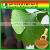 Wholesale Supply High quality Ginkgo biloba Extarct Ginkgo Flavonoid with GMP&FDA manufacturer