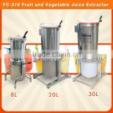 FC-310 Commercial stainless steel juice processing machine,juicer extractor,fruit juice extractor machine