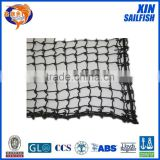 rubber Material and Braided Rope Type luggage net