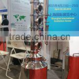 Home Rum alcohol distillation column equipment 50L