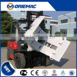 China YTO forklift bale clamp forklift truck RCF15F-013A