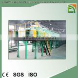 Wet-processed PU/PVC Synthetic Leather Making Machine line