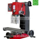 small milling machine including Nano mill, micro mill drill, mini mill drill, bench mill drill, with dia 6 10 13 16 20 25 30mm