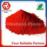Good Light Fastness And Heat Fastness Semi-transparent Red Shade Orange Disazo Lead-free Paints Organic Pigment Orange 34 For Solvent Based Gravure Inks And PP PA Inks
