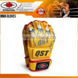 MMA Boxing Gloves Punch Bag Grappling Martial Arts Training Muay Thai