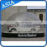 Wholesale Advertising Clear Inflatable Air Car Show Dome/ snow globes for christmas sweet night