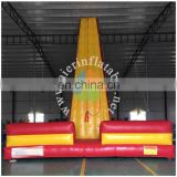 2016 popular inflatable climbing tower sport games for adults
