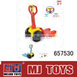 Plastic children swing car new design baby ride on car wholesale