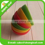 colorful collapsible Silicone bowl for food bowl