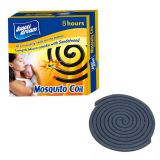 China Cheap Chemical Formula 125MM Black Mosquito Coil