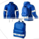 back pack Promotion windbreaker