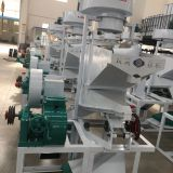home use small mini rice hulling full automatic rice mill equipment / rice milling machinery machine equipment price