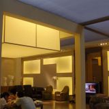 For Shopping Center Transculent Soft Film Ceiling Light Box