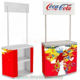 plastic Promotor counter,custom promotor desk, portable folding promotion counter,Promotion Counter