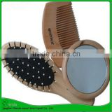 home use high quality comb , brushes and mirror wholesale export to Spain