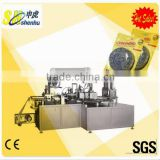 stainless steel scourer blister card packing machine