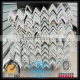 hot sale materials black prime structural mild carbon angle steel from shanghai factory of china