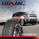 2015 LUXXAN Aspirer PK Tubeless Radial Car Tyre,light truck tyre 6.50x16                                                                         Quality Choice