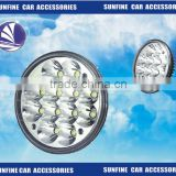 DC10-30V 30W round Led Work Light Spot/flood Off Road Driving for SUV Jeep Truck US Stock
