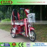 3 Wheel Motorized Bike Electric For Adults                                                                         Quality Choice