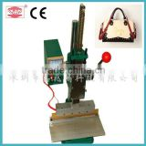 new condition LOGO Embossing machine for pu leather with ce