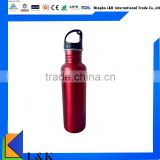 Promotional customized china stainless steel bottle /water bottle sport