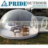 Clear Inflatable Lawn Tent Inflatable Bubble Dome Tent Camping Igloo Inflatable Clear Tent