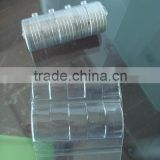 plastic coin blister tray,plastic coin wrappers