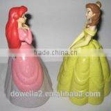 Action figure money bank in disney audit factory, saving money box figure promotion gift toys.