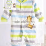 2015 new arrival baby bodysuit colorful patterns