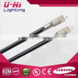 golded coated infrared carbon tube heating lamp                                                                                                         Supplier's Choice