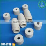 Industry engineering products 38mm white hard pps rod/tube plastic pps parts manufacturer