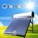 Compact Pressurized Heat Pipe Solar Water Heater, Used for Both Flat Roof&Sloped Roof