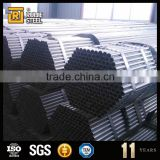 construction carbon steel welded pipe black annealed steel tubes for wholesales