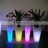 plastic lighting plant pot led plastic plant pots wholesale