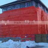 Manufacturer for Concrete Curing Blanket made of PE woven fabric bubble foam