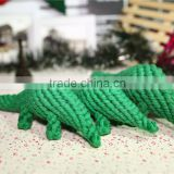 new design small dinosaur shape dog cat toys best selling products import pet animal products from china
