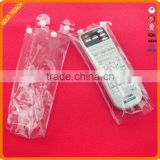 OEM Factory PVC Bag with Knot for Air-conditioner Remote Control