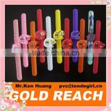 Kids Animal Silicone Slap Watches