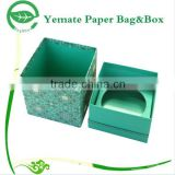OEM ODM Factory Cheap Creative Custom Design Decorative Handmade Small Square Paper Soap Box