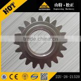 Wheel loader transmission spare parts, WA470-3 forward clutch separate plate 714-07-12680