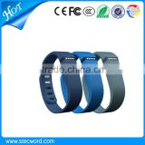 2015 Fitbit Flex Wristband Wireless Bracelet with Clasp Replacement Wristband Activity and Sleep Tracker Bluetooth Bracelet