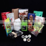 Coffee Packaging Bags with one way degassing valve