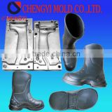 China comforatable Customized Injection EVA sabo rainboot with natural rubber mould maker