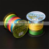 Good service china manufacturer long black fishing line moss green 200lb