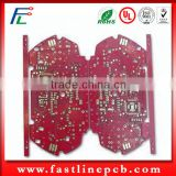 Wireless remote control vibration alarm PCB board